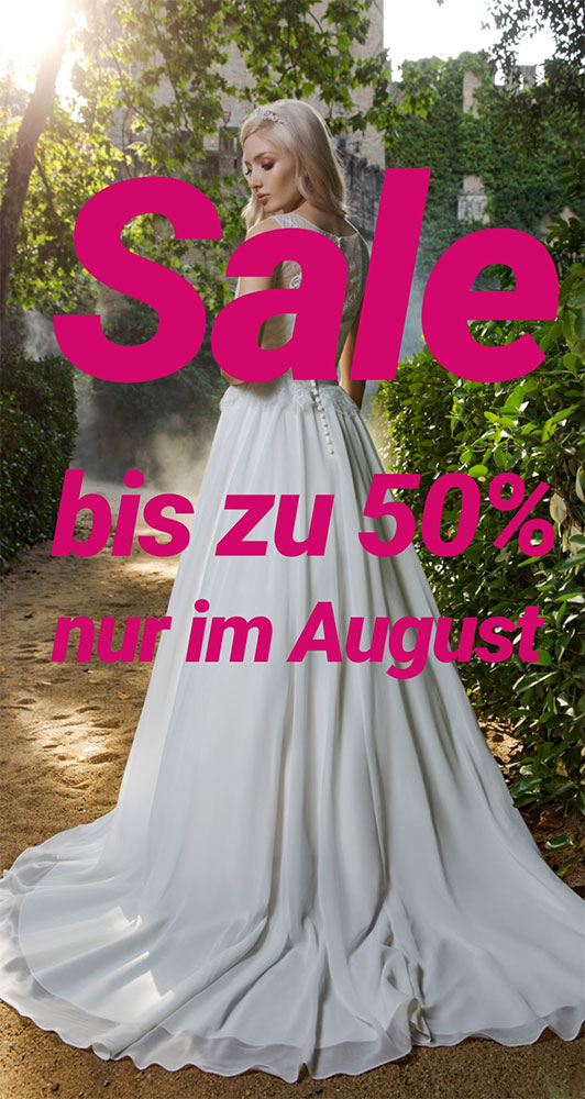 Big sale brautmoden